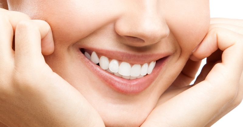 Teeth With Natural Products