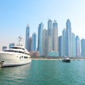 Renting A Yacht In Dubai