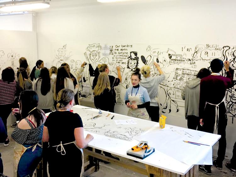 Birmingham Graphic Design Colleges